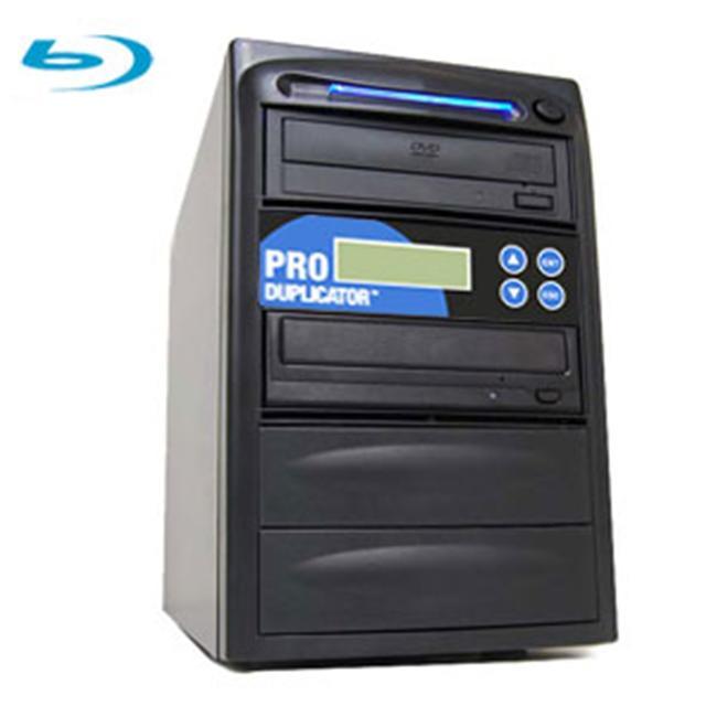 Produplicator A2BR10X500G 2 Blu-Ray Drive BD-CD-DVD Duplicator Plus Built-In 500GB HDD Plus USB Connection