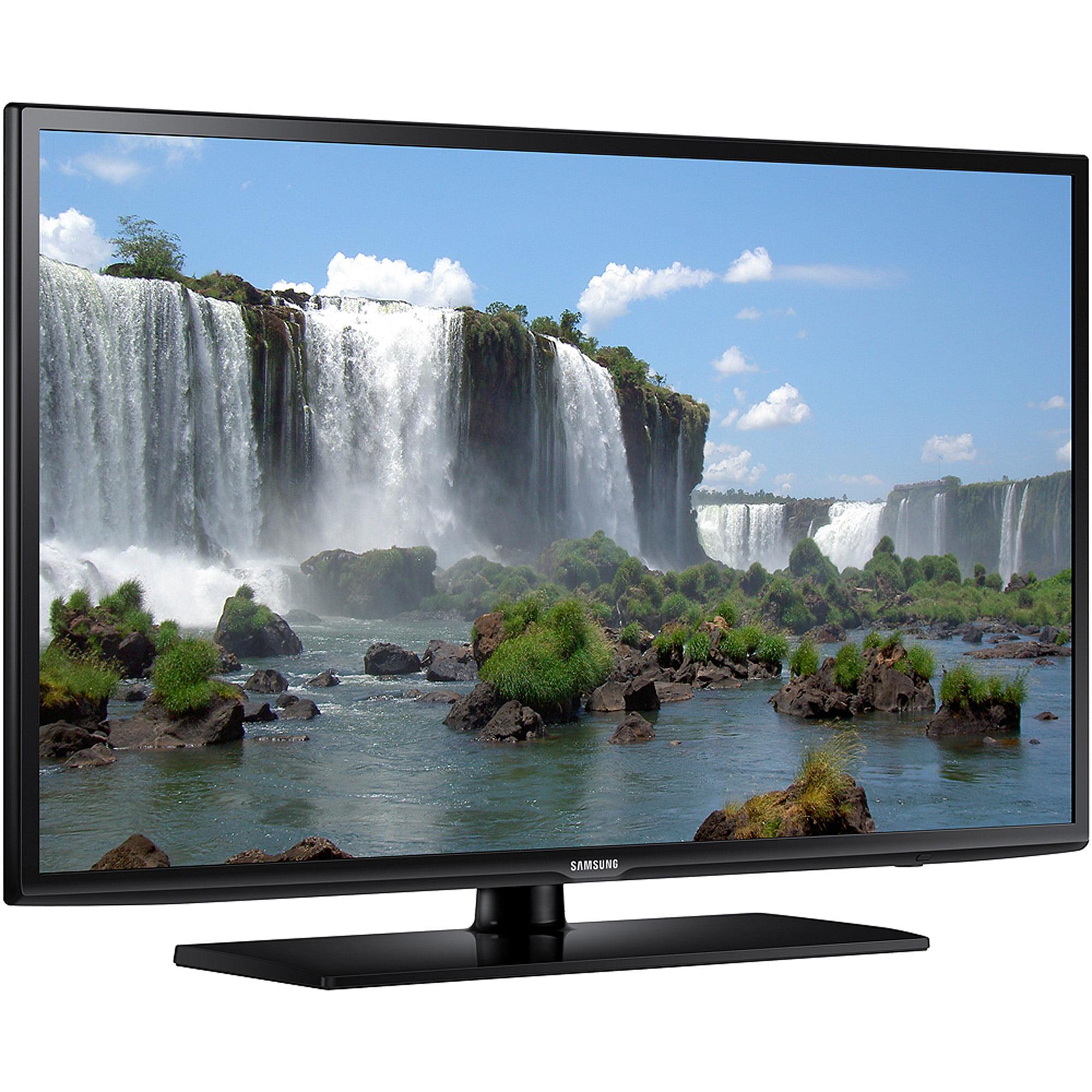 samsung 50 class fhd 1080p smart led tv un50j6200 walmart com rh walmart com Samsung Smart TV Power Button Samsung Smart TV Remote Replacement