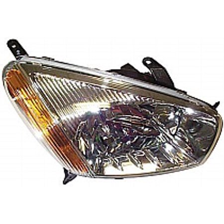 Go-Parts » 2001 - 2003 Toyota RAV4 Headlight Headlamp Assembly Front (without Sport Package + without Bulbs) - Right (Passenger) 81110-42190 TO2503143 Replacement For Toyota RAV4