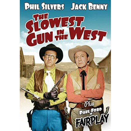 The Slowest Gun In The West (DVD)
