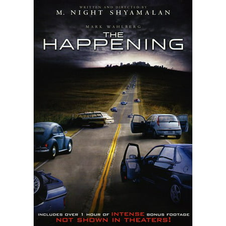 Halloween Horror Nights Commercial (The Happening (DVD))