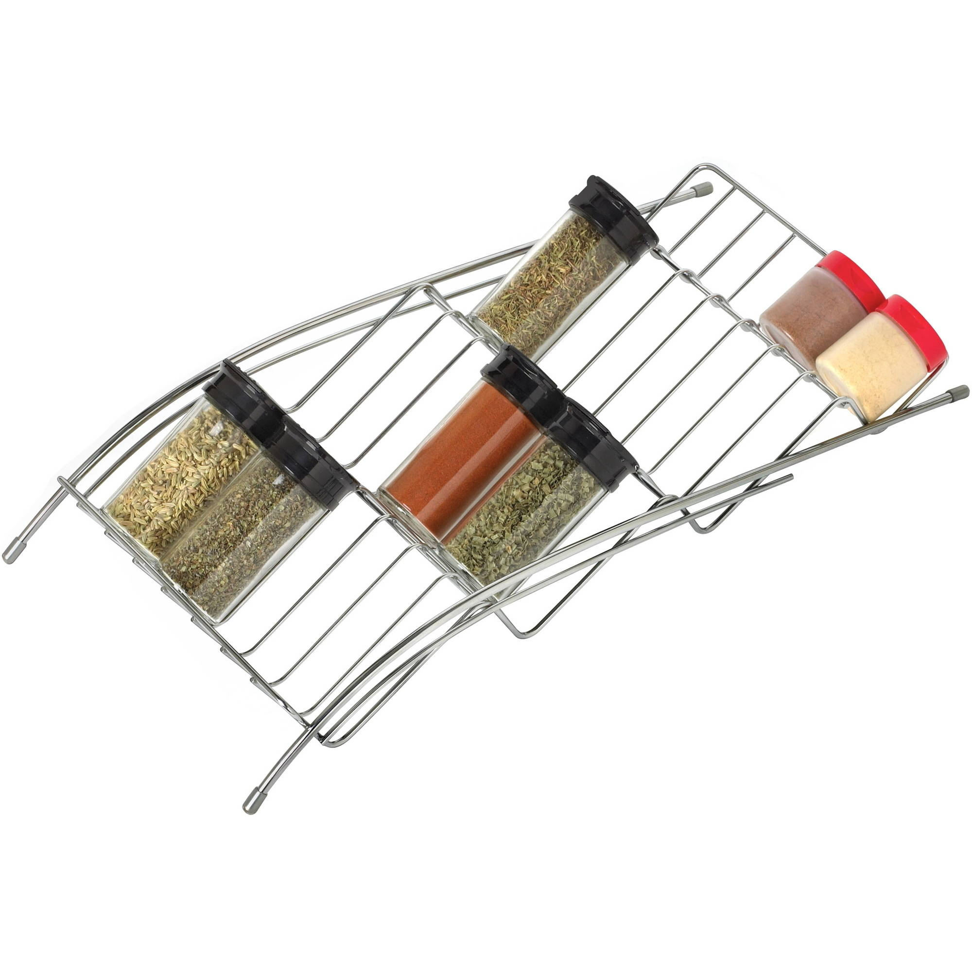 Spectrum In-Drawer Spice Rack, Chrome