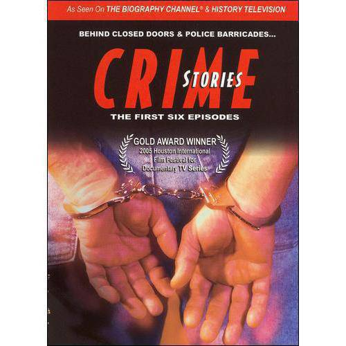 Crime Stories (1998/ Lance Entertainment): The First Six Episodes
