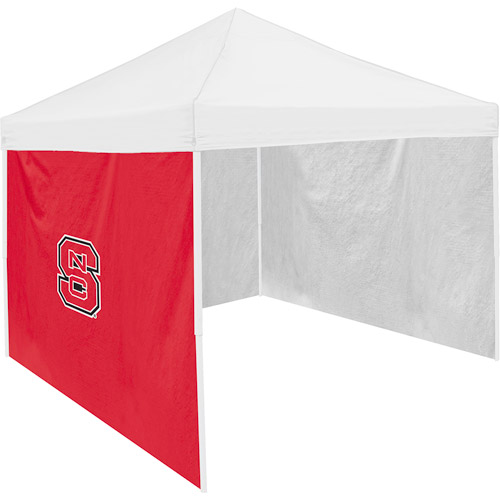 Logo Chair NCAA North Carolina State Red Tent Side Panel