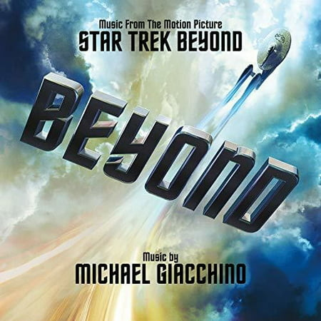 Star Trek Beyond (Music From the Motion Picture) (Vinyl)
