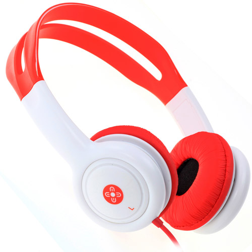 Moki Volume Limited Headphones for Kids, Assorted Colors