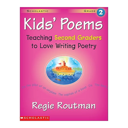 Kids' Poems: Grade 2 : Teaching Second Graders to Love Writing - Halloween Poems For 6th Graders