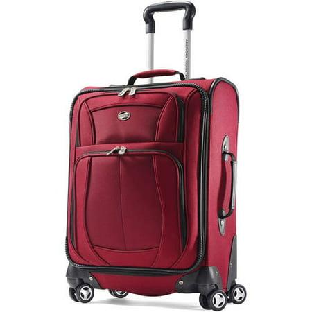 483f354ba American Tourister - Meridian 360 XLT 21'' Spinner - Walmart.com