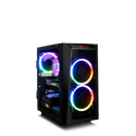 CLX Gaming Desktop (Octa Ryzen 7 3800X / 16GB / 1TB SSD / 8GB Video)