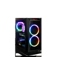 CLX Gaming Desktop with AMD Octa Core Ryzen 7 3800X / 16GB / 1TB SSD / Win 10 / 8GB Video