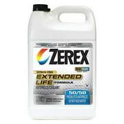 ZEREX 846437 Antifreeze Coolant,1 gal.,RTU G3964646