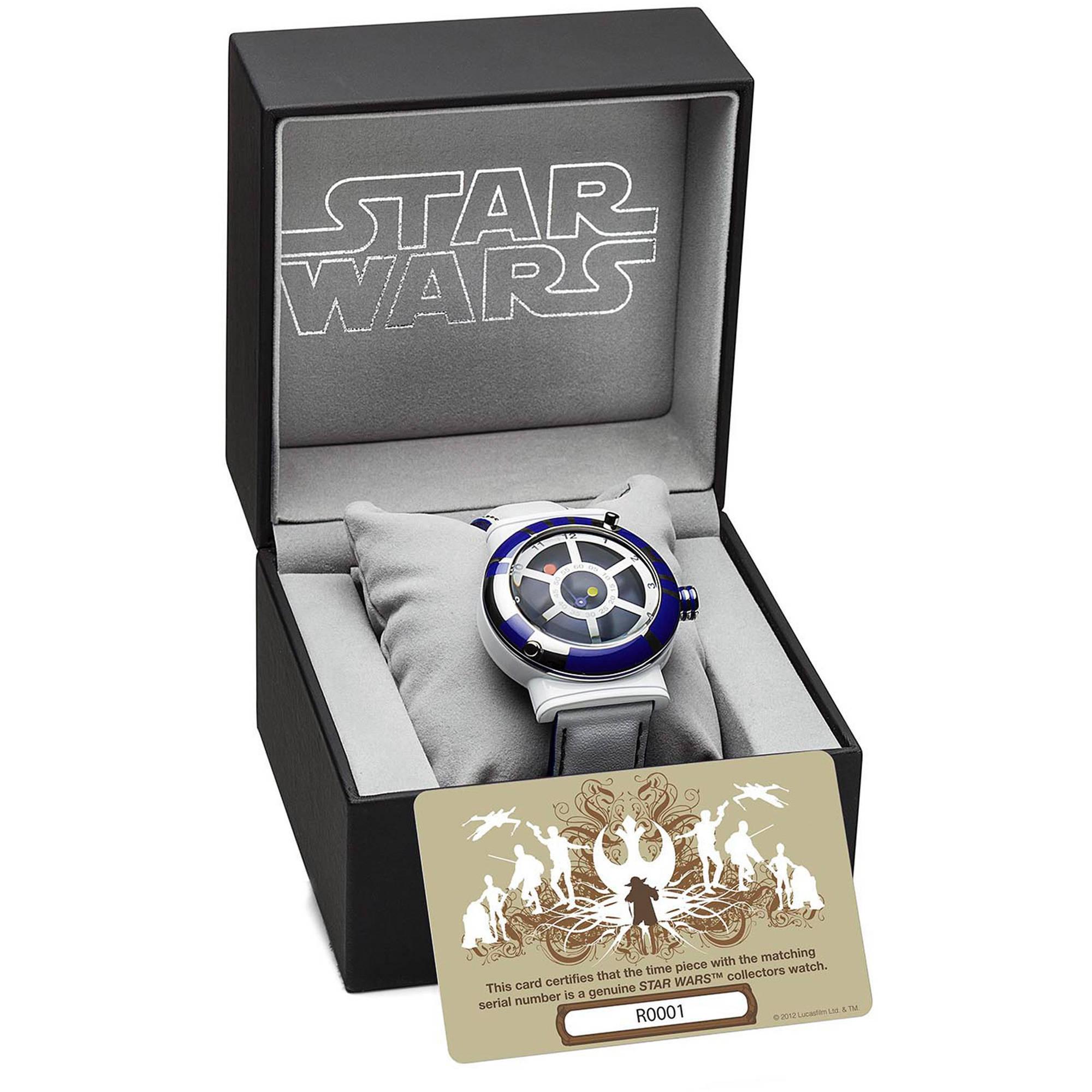 Star Wars R2-D2 Collector's Watch