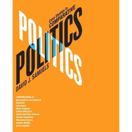 Case Studies in Comparative Politics