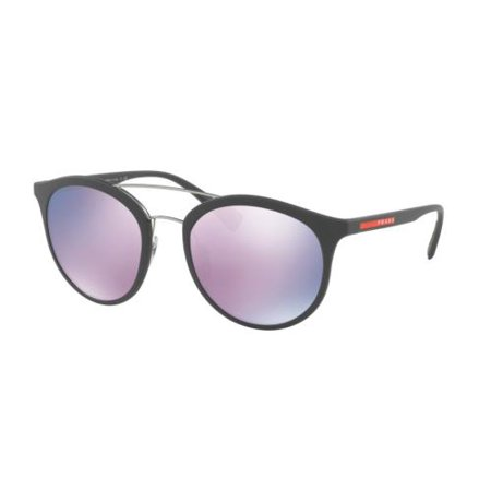 456a5fb42099 PRADA SPORT - PRADA SPORT Sunglasses PS04RS TFZ5T0 Grey Rubber 54MM -  Walmart.com