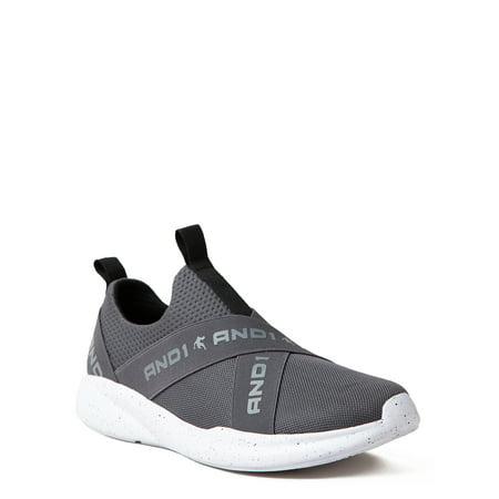 AND1 Men's Pivot Slip-on Sneaker