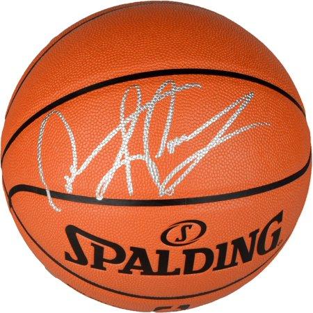 Dennis Rodman Autographed Indoor/Outdoor Basketball - Fanatics Authentic Certified