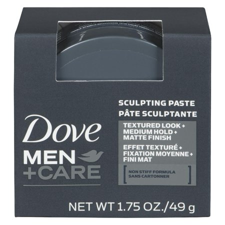 Dove Men+Care Sculpting Paste Hair Styling, 1.75