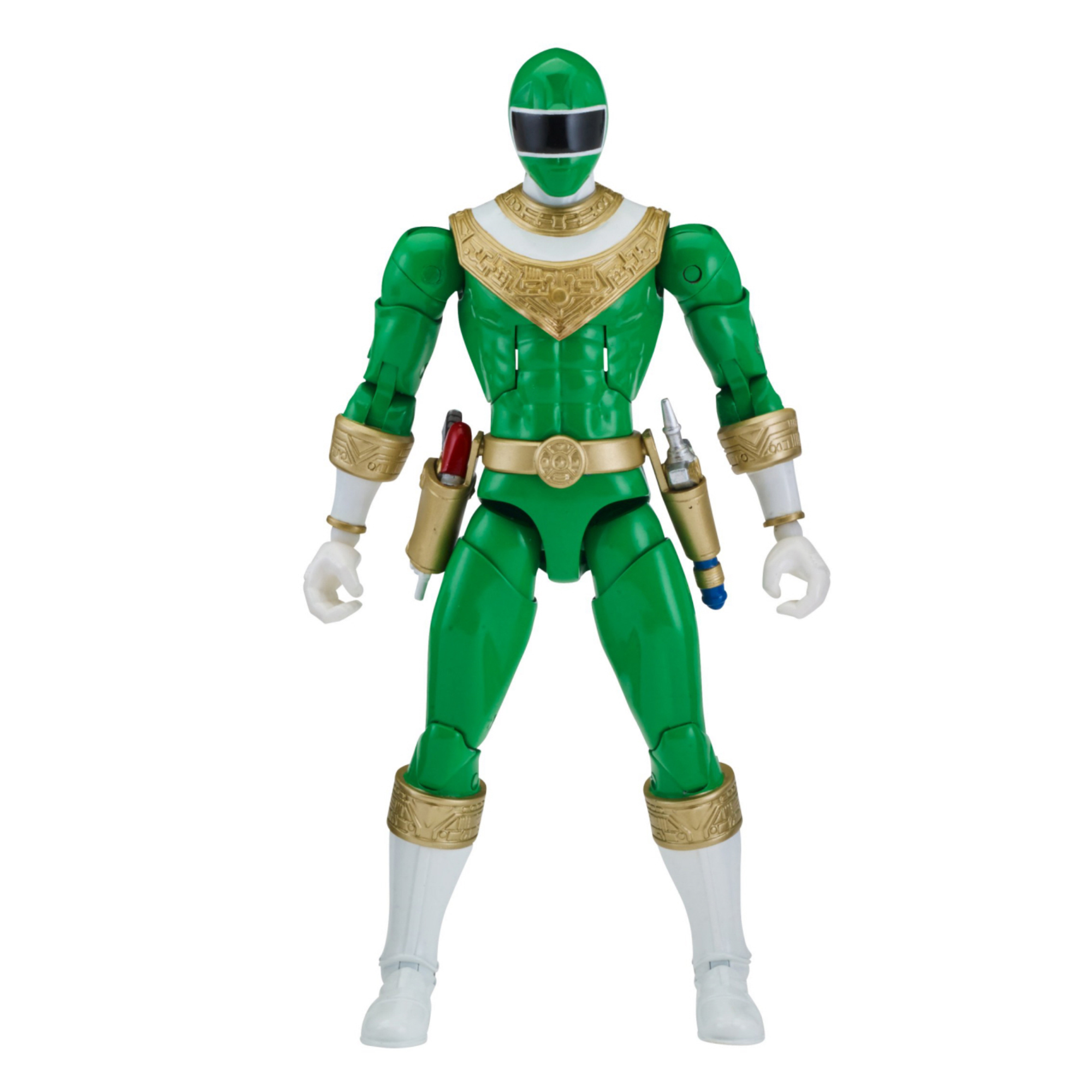 "Power Rangers Legacy 6.5"" Action Figure Zeo Green by"