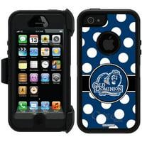 iPhone 5SE/5s OtterBox Defender Series University Case (K-P)