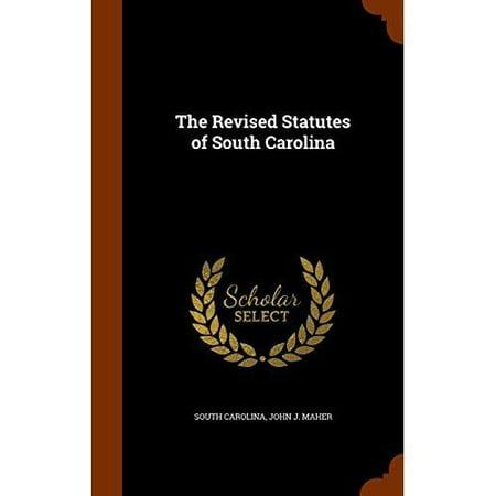 The Revised Statutes of South Carolina - image 1 of 1
