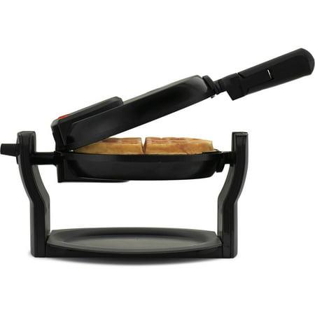 Half Waffle (Bella Rotating Waffle Maker)