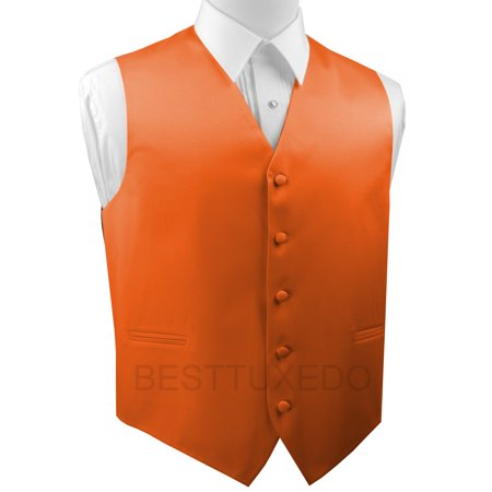 Italian Design, Men's Formal Tuxedo Vest for Prom, Wedding, Cruise , in (Mandarin Tuxedo)