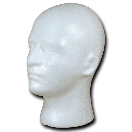 Decky 1999 Styrofoam Men's Sized Heads ()