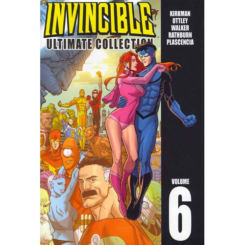 Invincible Ultimate Collection 6