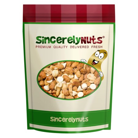 Sincerely Nuts Crème Brulee Mix, 3 LB Bag Brulee 5 Lb Bag