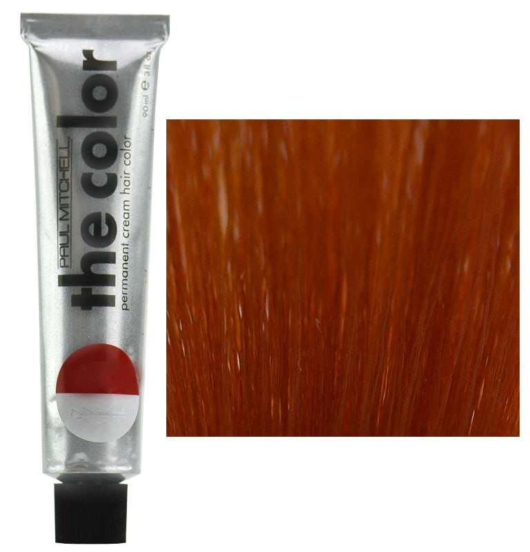 Paul Mitchell Hair Color The Color (Color : 7OR - Orange Red)