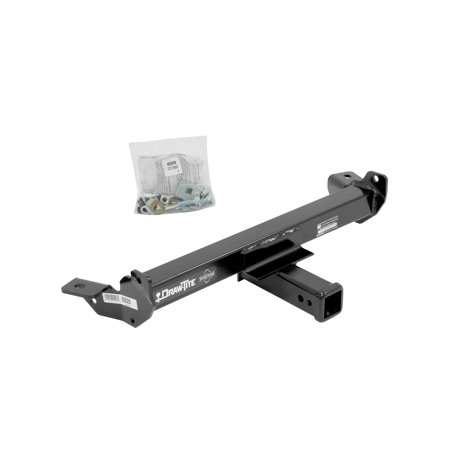 99-06 Silverado/Sierra 2500/3500(Incl 1500Hd) Front Mount Receiver Hitch Replacement Auto Part, Easy to Install