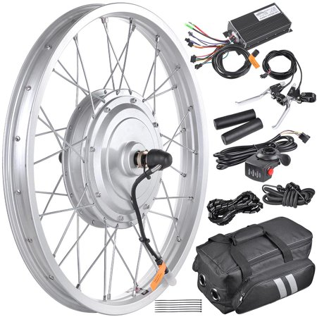 Electric Bike Motor >> 20 36v 750w Electric Bicycle Front Wheel Motor Conversion Kit E Bike For 1 95 2 5 Tire