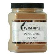 Premium Dutch Processed Cocoa Powder - 1 Lb Container