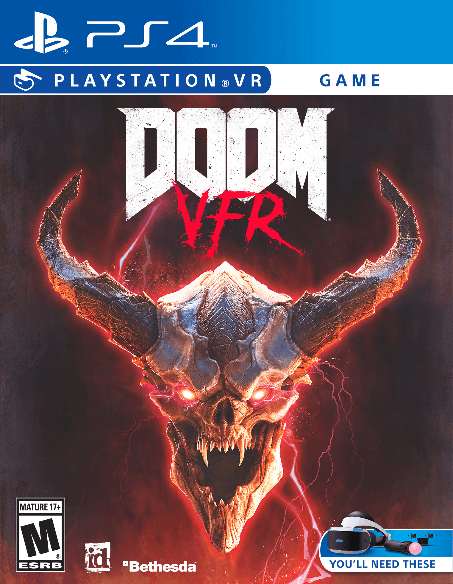 DOOM VFR - PlayStation 4