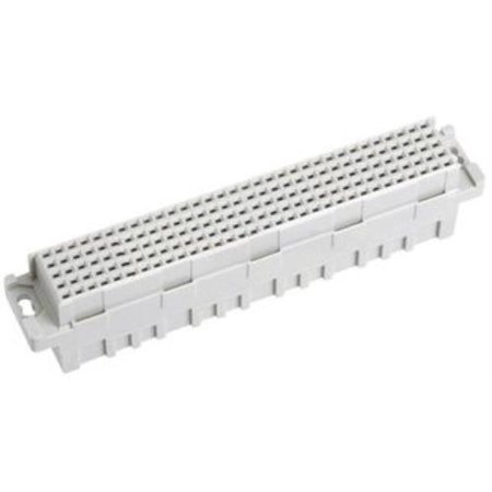 Din Receptacle (51P1496 Harting 02 05 000 0004 Din 41612 Pcb Conn, Receptacle, 160Way )