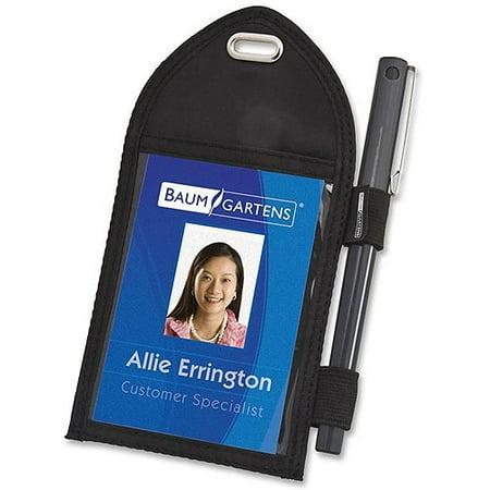 Baumgartens Sicurix Pen Loop ID Badge Holder