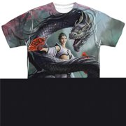 Anne Stokes - Dragon Dancer (Front/Back Print) - Short Sleeve Shirt - XX-Large