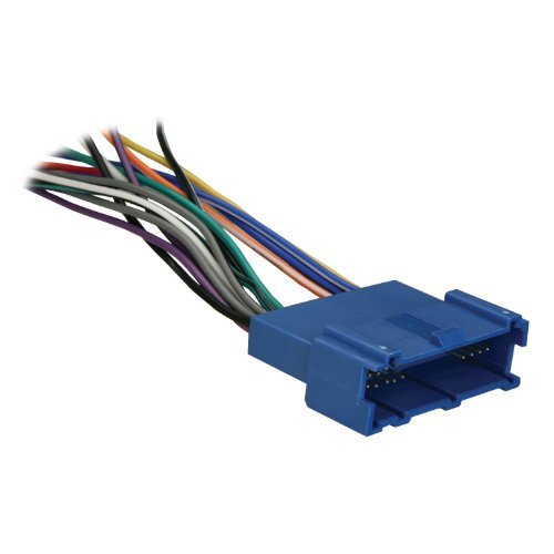 Walmart Stereo Wiring Harness - Wiring Diagram Data on