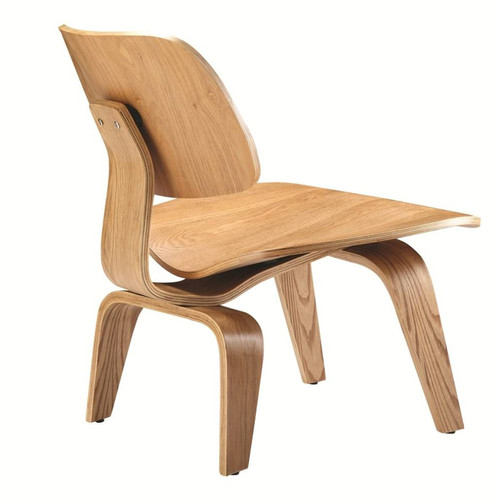 Fine Mod Imports Plywood Lounge Chair