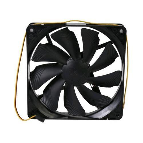Cougar Turbine CFT14SB4 140mm Case Fan Black Blade (4-package)