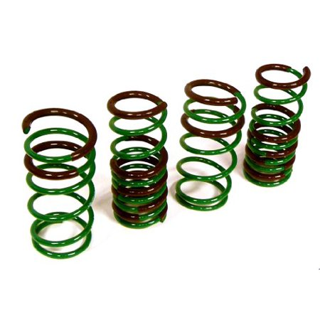Tein SKA18-AUB00 S.Tech Lowering Spring for Acura (Tein H-tech Lowering Springs)