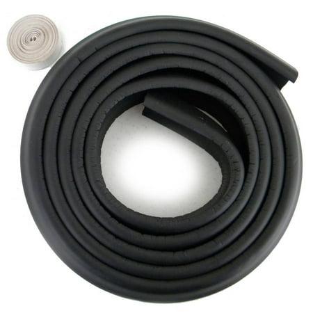 KidCo Foam Edge Protector Black