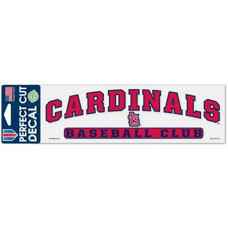 St. Louis Cardinals WinCraft 3