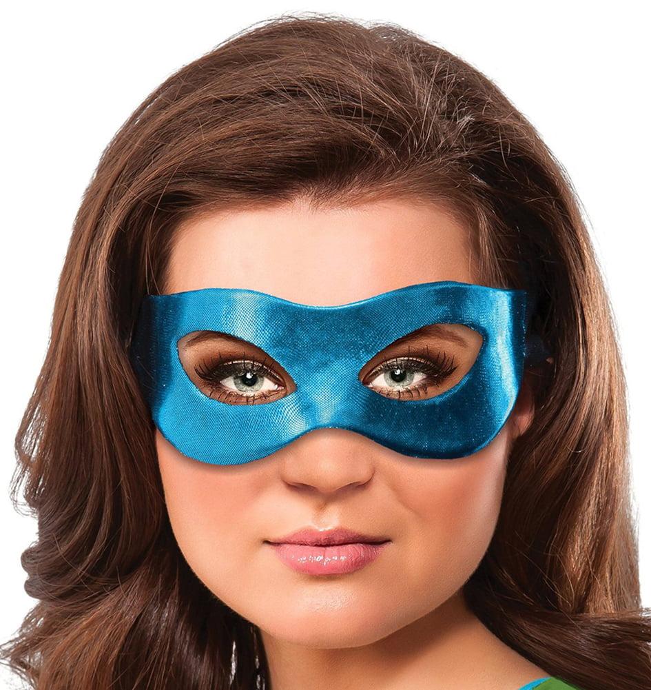 Teenage Mutant Ninja Turtles Leonardo Costume Eye Mask Adult One Size