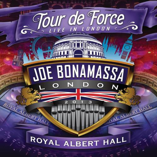 Tour De Force: Live In London - Royal Albert Hall (2CD)