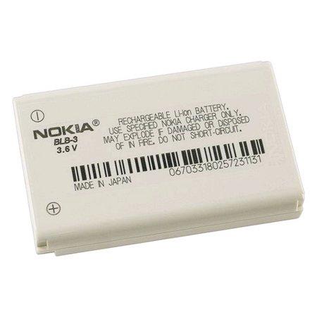 Nokia BLB-3 Standard Lithium Ion Battery for Nokia 6340/ 6360/ 6370/ 6385/ 8260 - Ellie 8260