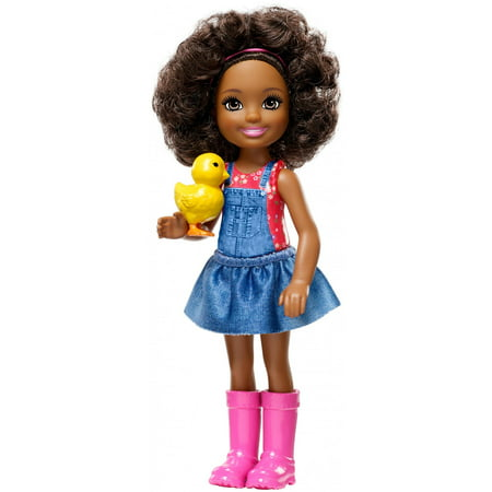 Barbie Sweet Orchard Farm Chelsea Friend Doll with Yellow Chick](Sweet Nude Chicks)
