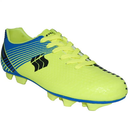 AMERICAN SHOE FACTORY Soccer Star Rubber Cleat Soccer Shoes, MEN (Soccer Cleats Hypervenom Green)