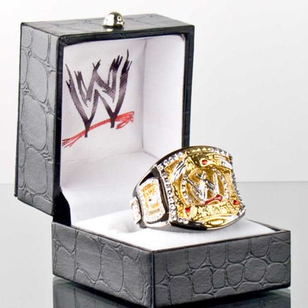Official WWE Authentic  Championship Spinner Women