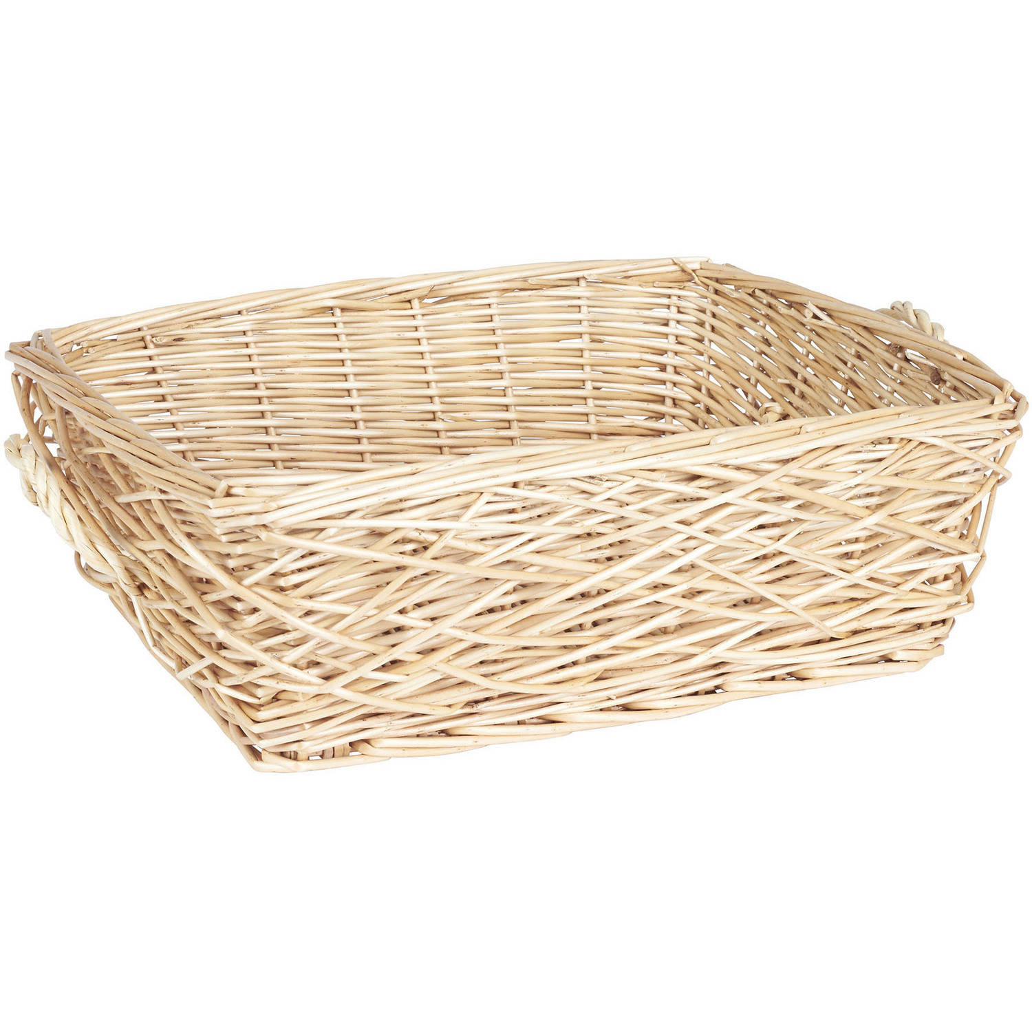 Household Essentials Spring Bird Nest Willow Basket